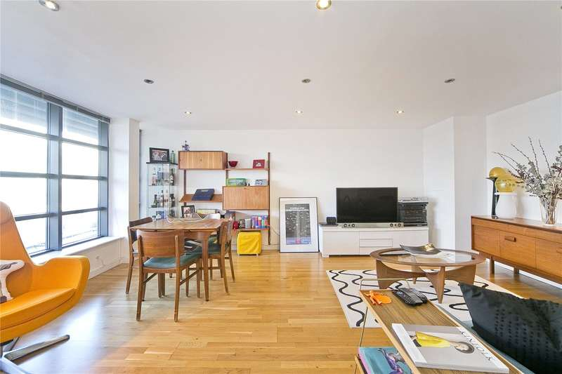 2 Bedrooms Flat for sale in Bateman's Row, Shoreditch, EC2A