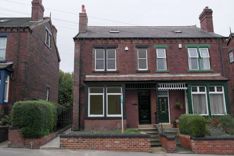 5 Bedrooms Semi Detached House for sale in Victoria Park Avenue, Kirkstall, LS5