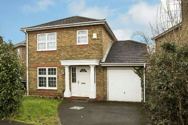 3 Bedrooms Detached House for sale in Pasture Close, Lower Earley, Reading