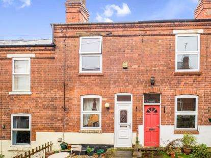 2 Bedrooms Terraced House for sale in Victor Terrace, Nottingham, Nottinghamshire, Nottingham