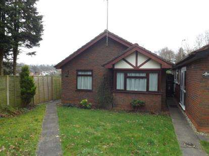 2 Bedrooms Bungalow for sale in Hunscote Close, Shirley, Solihull, West Midlands