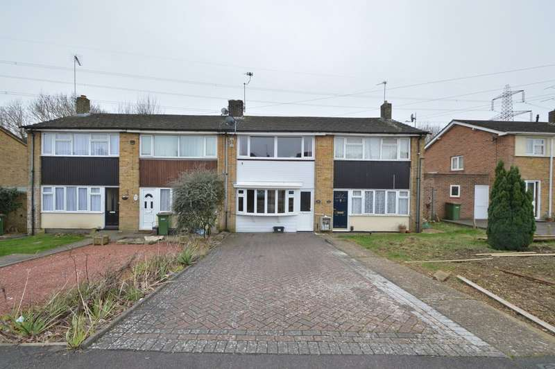 2 Bedrooms Terraced House for sale in Devon Drive, Chandler's Ford