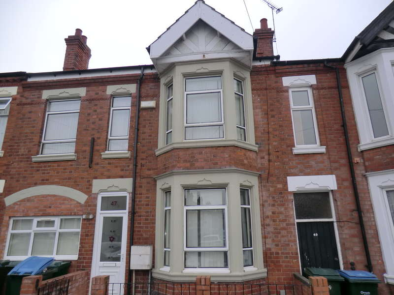 8 Bedrooms Terraced House for rent in Marlborough Road, Stoke, Coventry