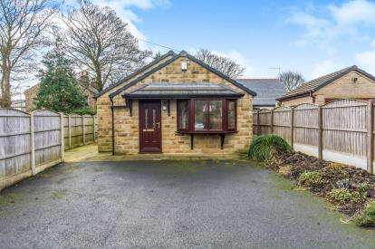 2 Bedrooms Bungalow for sale in Rushycroft, Mottram, Hyde, Greater Manchester