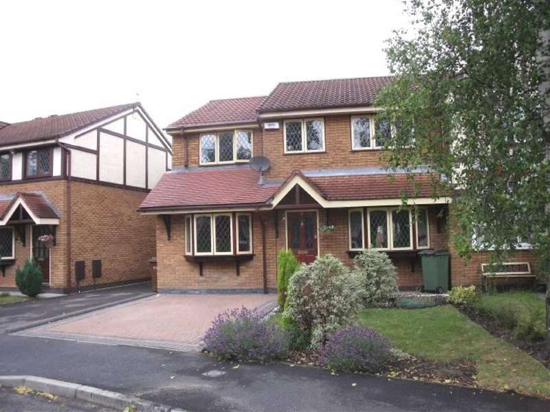 4 Bedrooms Property for sale in Tytherington Drive, REDDISH