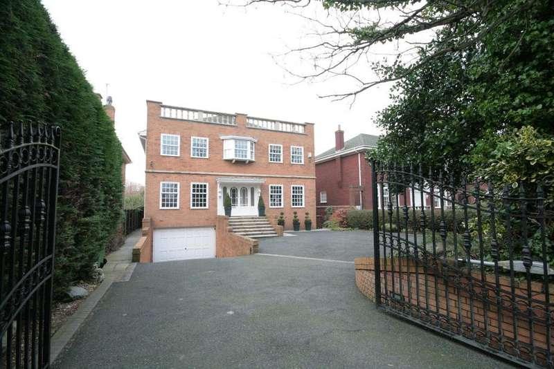 4 Bedrooms Detached House for sale in Granville Road, Birkdale, Southport, PR8 2HU