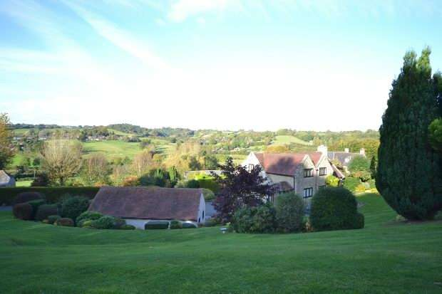 4 Bedrooms Detached House for sale in Cann Hill, Melbury Abbas, Shaftesbury