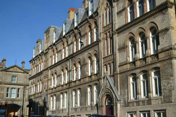 2 Bedrooms Apartment Flat for sale in Westminster Chambers, Crosshall Street, Liverpool