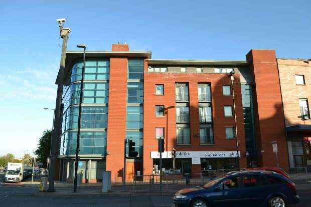 1 Bedroom Apartment Flat for sale in 87 London Road, Liverpool