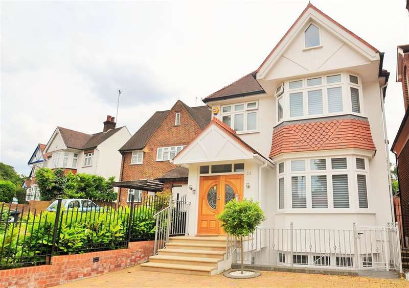 6 Bedrooms Detached House for sale in Mount Avenue, Ealing, London, W5 2QJ