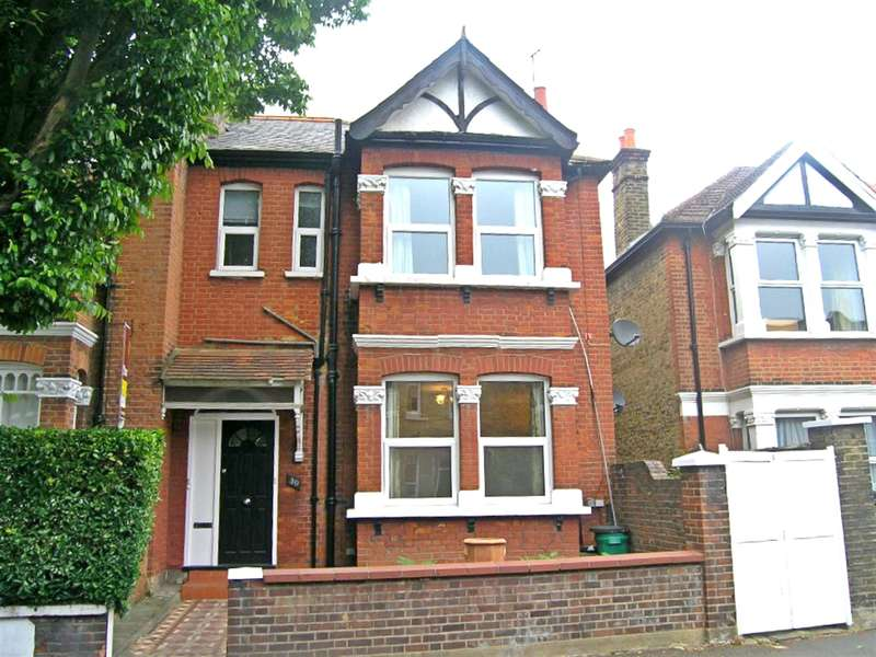 1 Bedroom Ground Flat for sale in Leighton Road, Ealing, W13 9EH