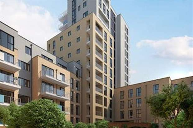 1 Bedroom Flat for sale in Copperwood Place, London