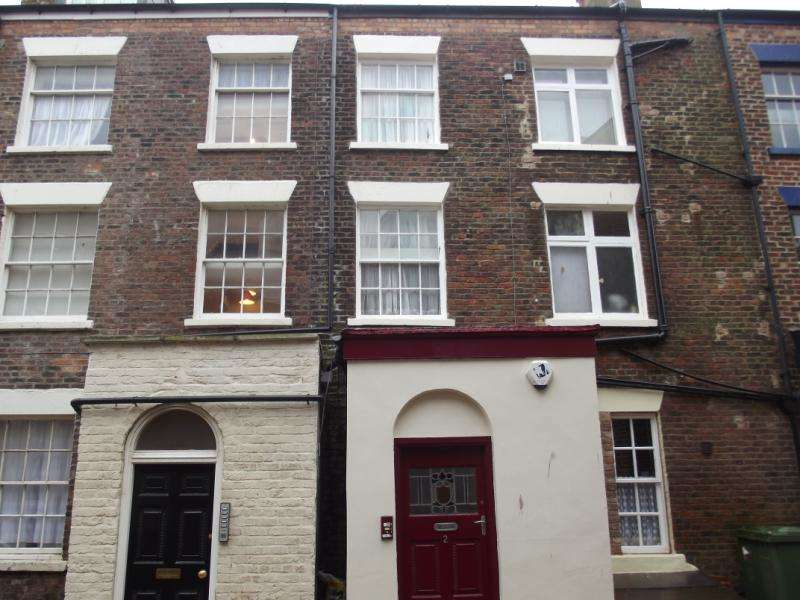 1 Bedroom Flat for sale in Prospect Place, Scarborough, North Yorkshire, YO11 1NS