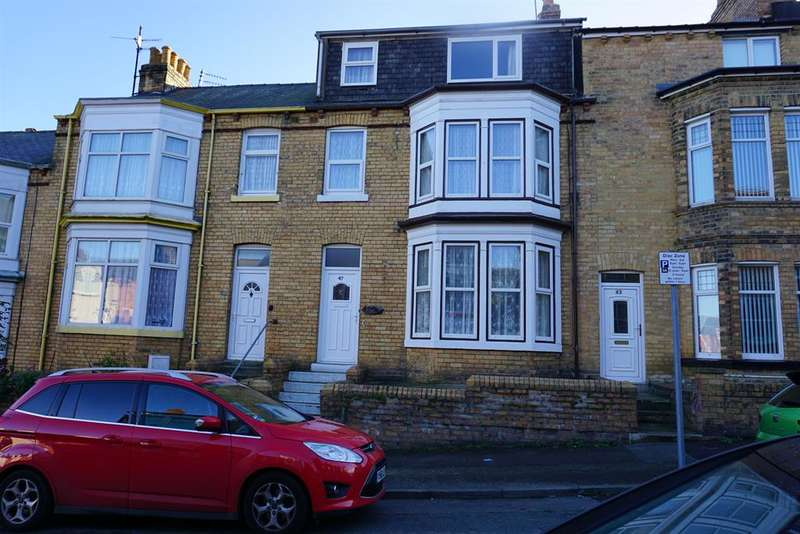 6 Bedrooms Terraced House for sale in Langdale Road, Scarborough, YO12 7RA