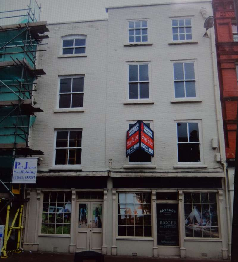Property for sale in 2 & 3 High Town, Hereford, Hereford, Herefordshire, HR1 2AA