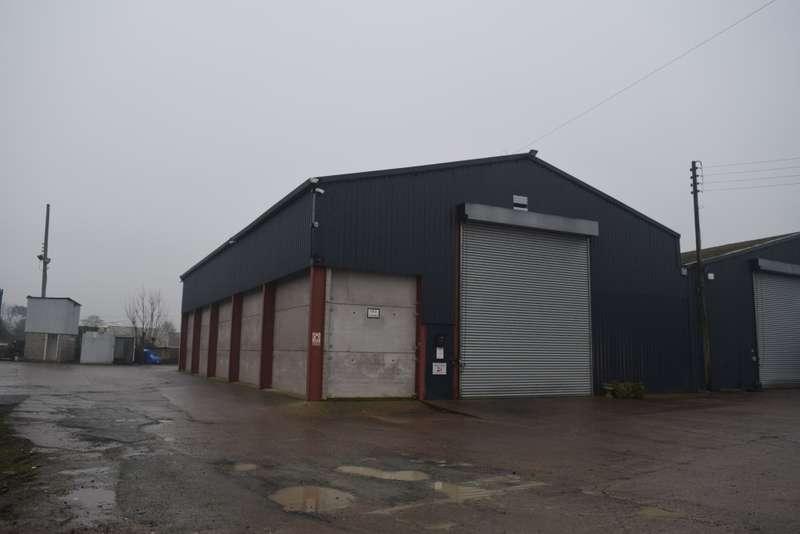 Property for rent in Storage Unit, Hampton Bishop, Hampton Bishop Hereford, Herefordshire, HR1 4LB