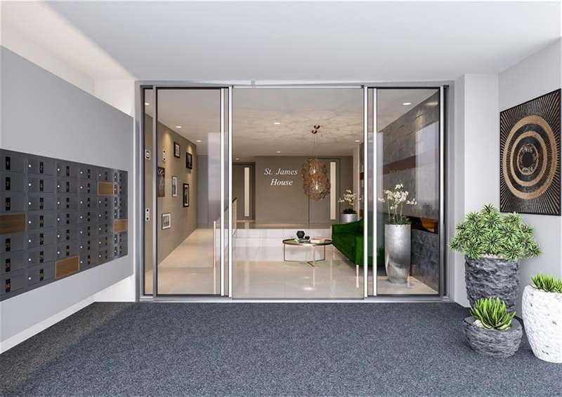 2 Bedrooms Flat for sale in Flat 34 White Lion Close, London Road, East Grinstead, RH19