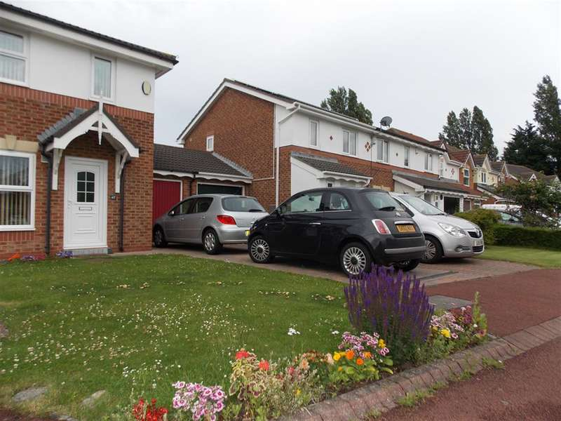 2 Bedrooms Terraced House for sale in Holburn Park, Stockton-on-Tees, , TS19 8BH