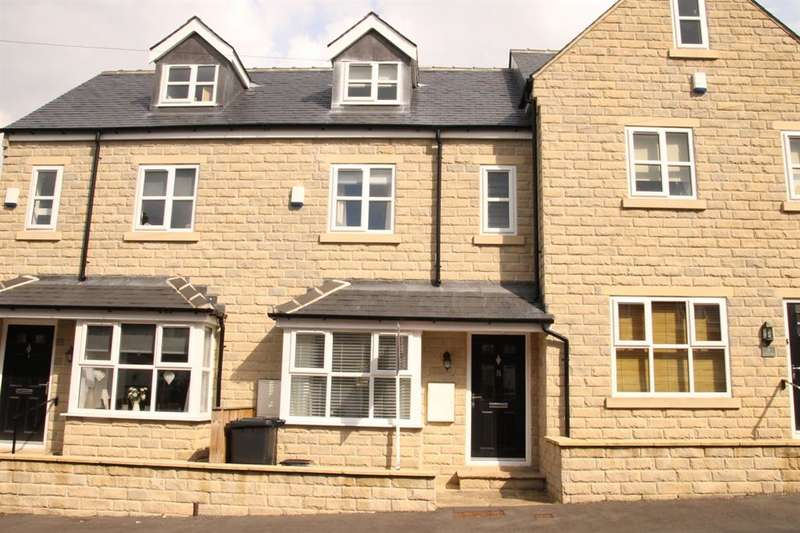 3 Bedrooms Town House for sale in Primrose Cottage, North Lodge Avenue, Harrogate, HG1 3HX