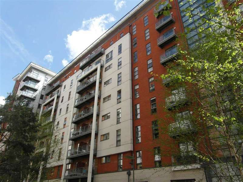 2 Bedrooms Apartment Flat for sale in Masson Place, 1 Hornbeam Way, Manchester, M4 4AQ