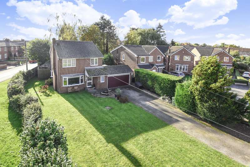 4 Bedrooms Detached House for sale in Northfield Court, Church Fenton, Tadcaster, LS24 9RT