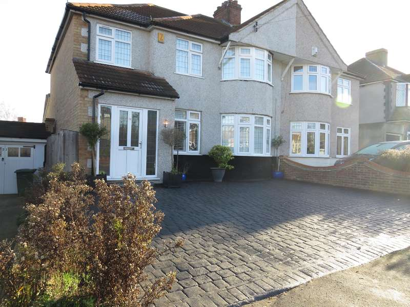 4 Bedrooms Semi Detached House for sale in Westwood Lane, Welling, Kent, DA16 2HJ