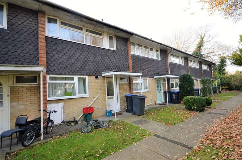 3 Bedrooms Terraced House for sale in Sunningdale Gardens, Kingsbury , London, NW9 9NB