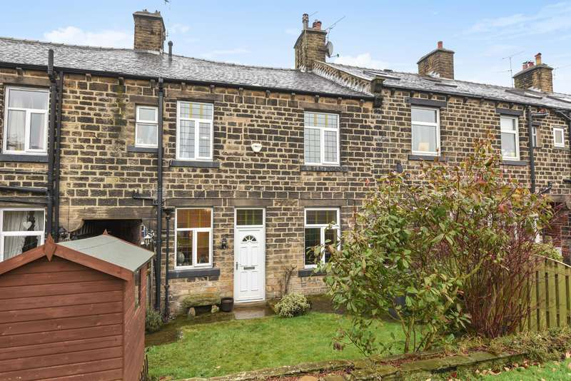 2 Bedrooms Terraced House for sale in South View, Yeadon, Leeds, LS19 7JD
