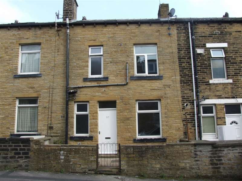 2 Bedrooms Terraced House for sale in Highfield Place, Halifax, HX1 3PX