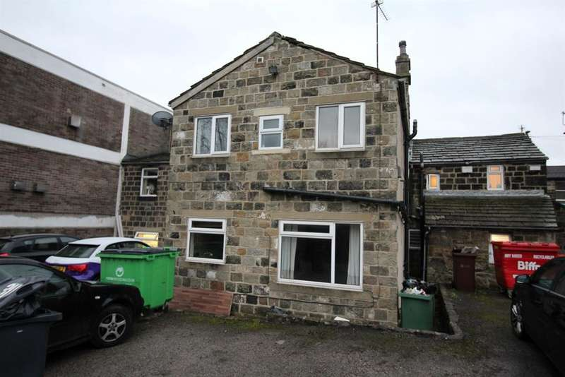 2 Bedrooms Semi Detached House for sale in Station Road, Horsforth, Leeds, LS18