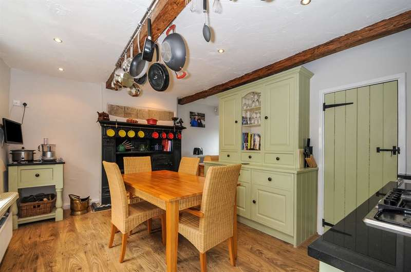 3 Bedrooms Semi Detached House for sale in The Old Saddlery, High Street, Gargrave