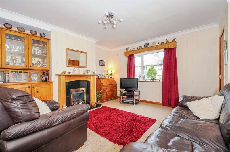 3 Bedrooms End Of Terrace House for sale in The Grove, Skipton