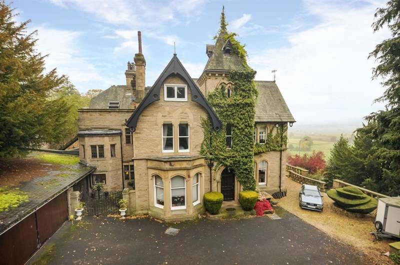 9 Bedrooms Detached House for sale in Yew Bank, Skipton Road, Utley
