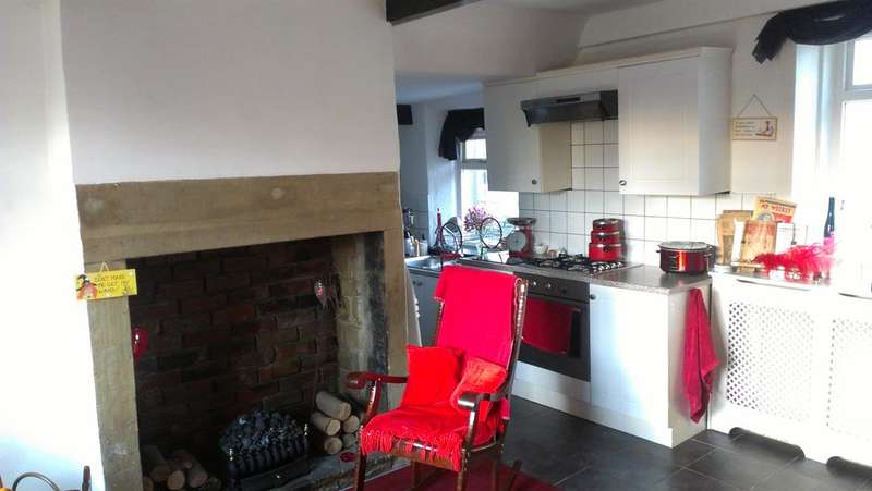 2 Bedrooms Terraced House for sale in Chapel Lane, Queensbury, BD13 2PZ