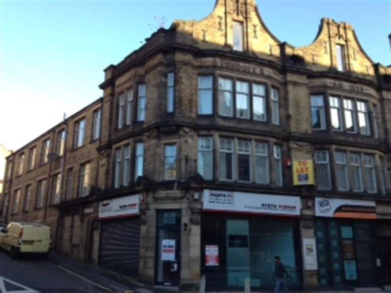 1 Bedroom Flat for sale in Tordoff Chambers, Sunbridge Road, Bradford, BD1 2AQ