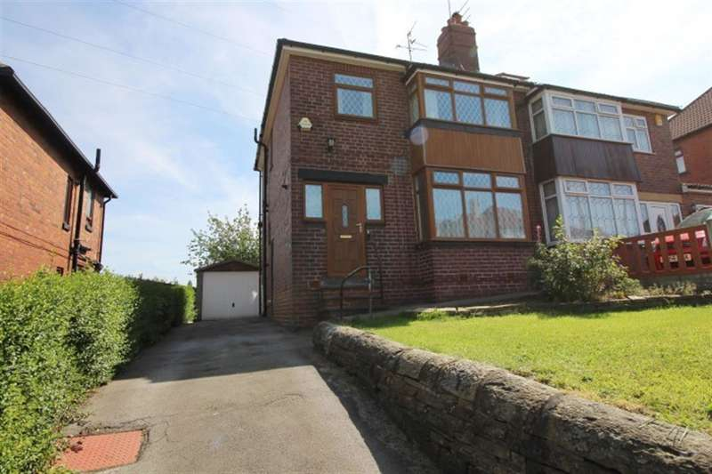 3 Bedrooms Semi Detached House for sale in Cockshott Lane, Armley, LS12 2RQ