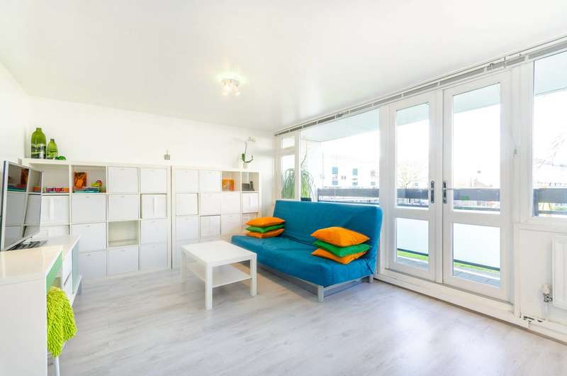 Studio Flat for sale in Benhill Wood Road, Sutton, SM1