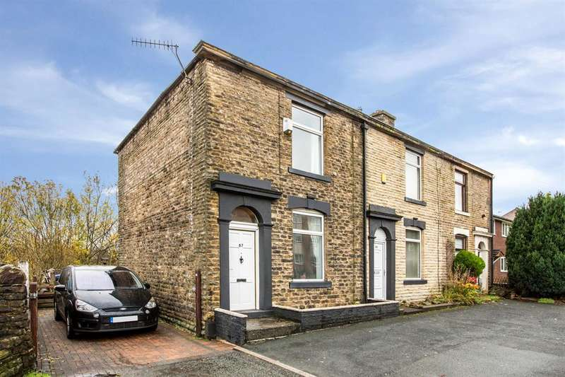 2 Bedrooms End Of Terrace House for sale in New Road, Littleborough, OL15 8PL