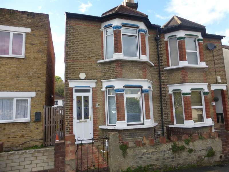 3 Bedrooms Semi Detached House for sale in Church Road, Erith, Kent, DA8 1PG