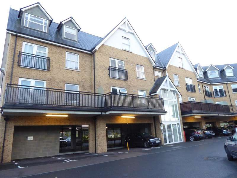 1 Bedroom Flat for sale in Tanners Close, Crayford, Kent, DA1 4FF