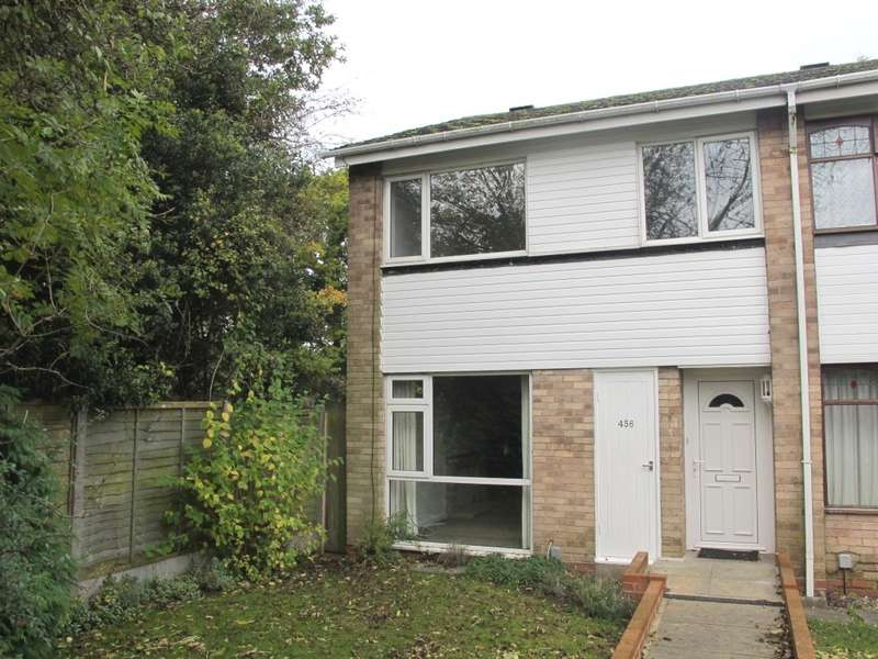 3 Bedrooms Semi Detached House for sale in Rowood Drive, Solihull
