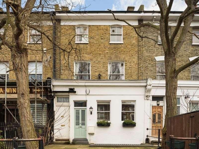 3 Bedrooms Flat for sale in Upper Brockley Road, Brockley