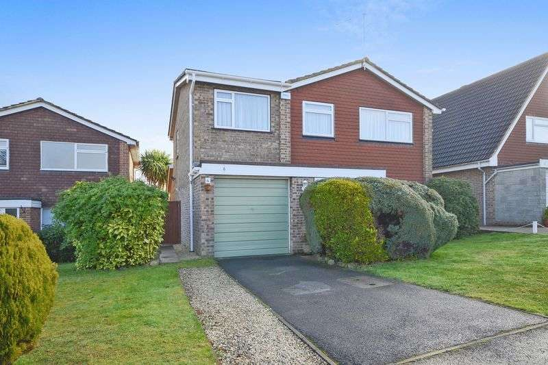 4 Bedrooms Detached House for sale in Cherry Close, Banstead