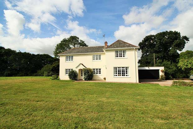 3 Bedrooms Detached House for sale in Woodbury Salterton, Exeter, EX5