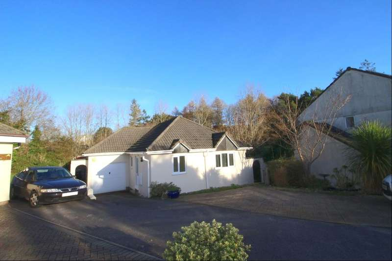 3 Bedrooms Detached Bungalow for sale in Oak Park Avenue, Torquay, TQ2