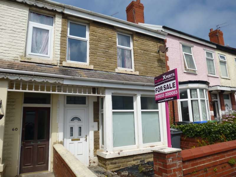 4 Bedrooms Terraced House for sale in Lune Grove, Blackpool