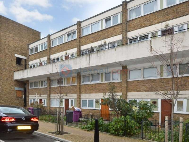 3 Bedrooms Duplex Flat for sale in Eric Street, Bow E3