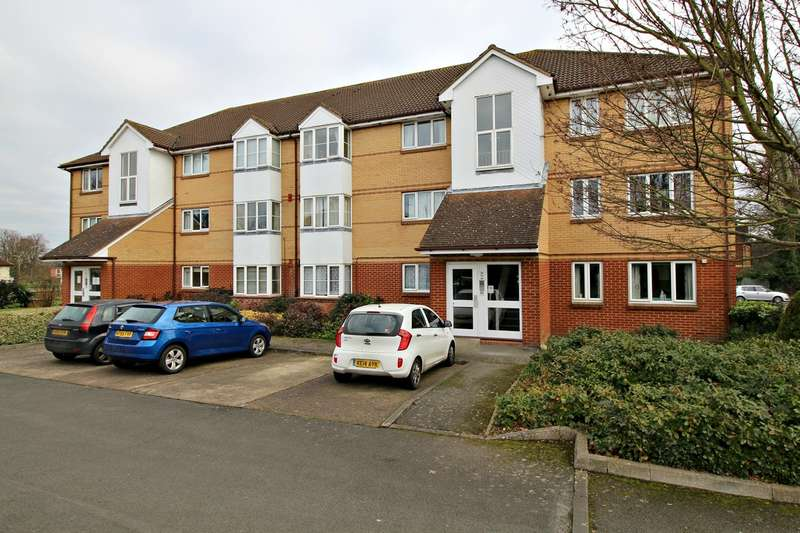 1 Bedroom Ground Flat for sale in Chestnut Court, Bedford Road, Hitchin, SG5