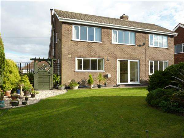 3 Bedrooms Detached House for sale in STANDISH LANE, IMMINGHAM