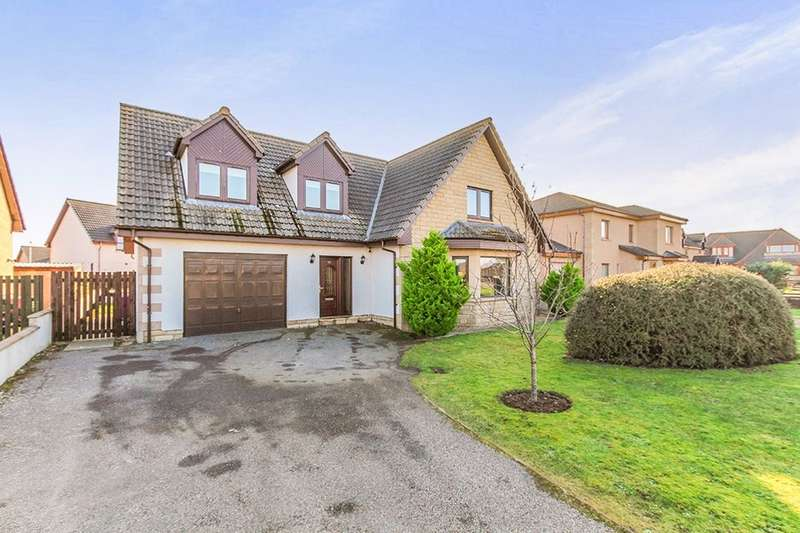 5 Bedrooms Detached House for sale in Birnie Road, Elgin, IV30